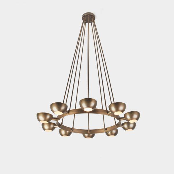 Denver Ceiling Lamp Mapswonders