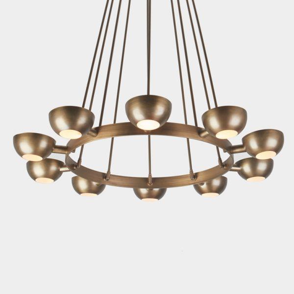 Denver Ceiling Lamp Detail