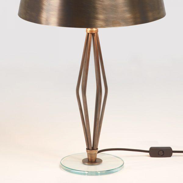 Lira Table Lamp Detail Mapswonders