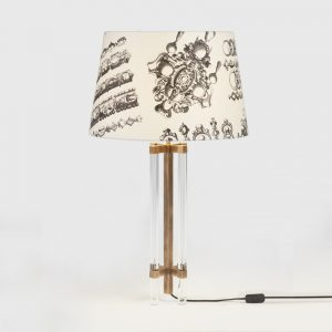 Milos Table Lamp Mapswonders