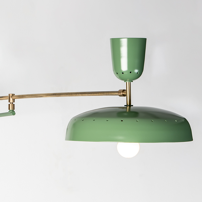 Circa Wall Lamp | Mapswonders.com Lighting for Interior Design