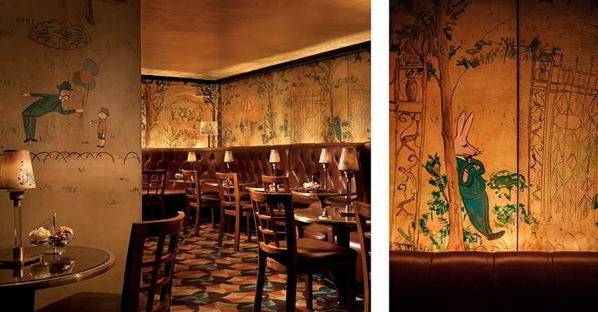 Bemelmans--Bar-New-York-City-Thierry-Despont-Interior-Design-Mapswonders