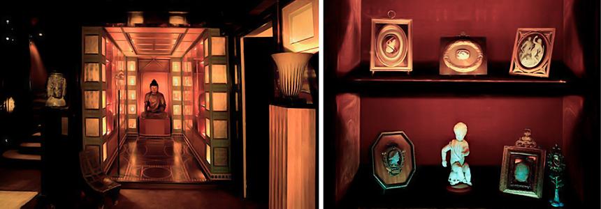 Cabinet de Curiosités-55-Rue-De-Babylone-Paris--Yves-Saint-Laurent-Pierre-Berge-YST-Home-Apartment--House--Mapswonders.com