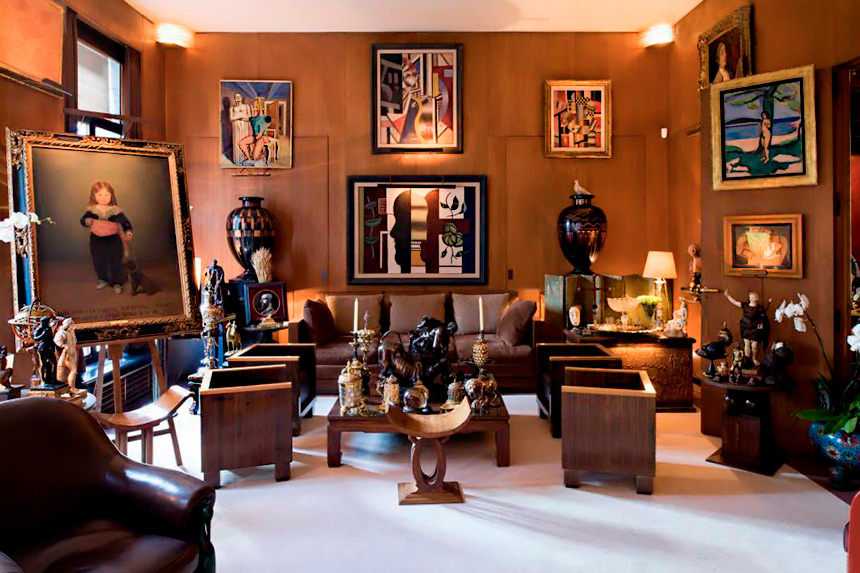 Yves Saint Laurent Apartment Mapswonders Com