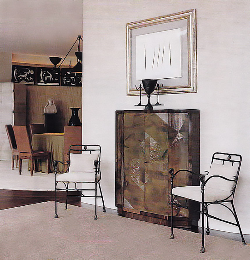 Villa-Nara-Mondadori-Oscar Niemeyer-Peter-Marino-Interior-Designer-Jean-Cap-Ferrat-Mapswonders-5