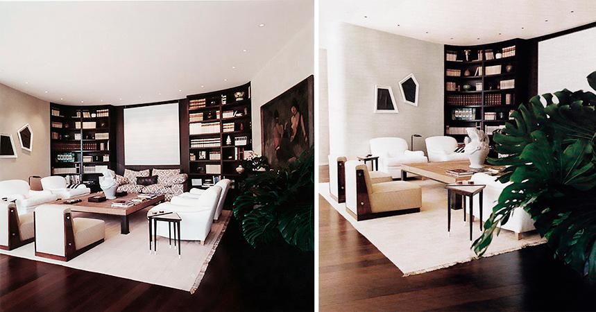 Villa-Nara-Mondadori-Oscar Niemeyer-Peter-Marino-Interior-Designer-Jean-Cap-Ferrat-Mapswonders-6